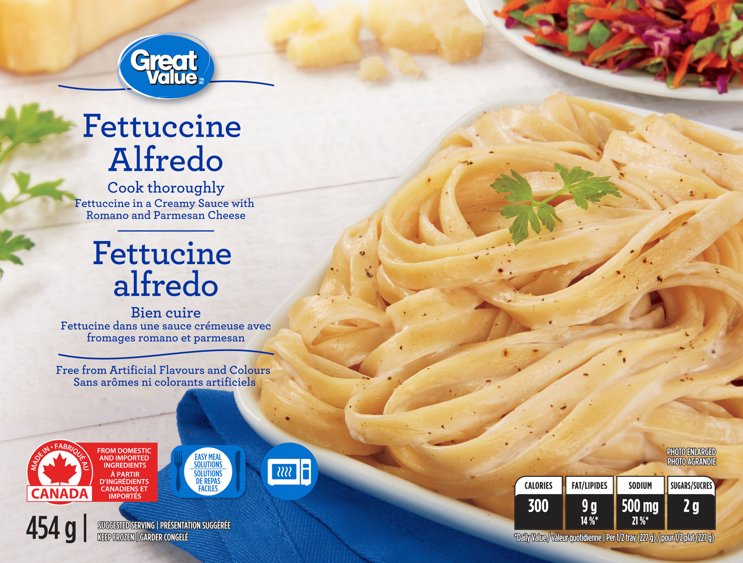 FettuciniFrozenEntree