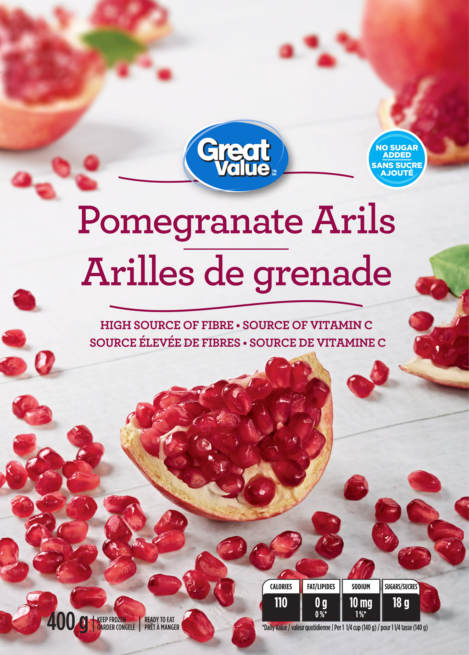 flat_67016_GV3_FrozenFruitPomegranArils400g_caALF_bag_Final_LR-2